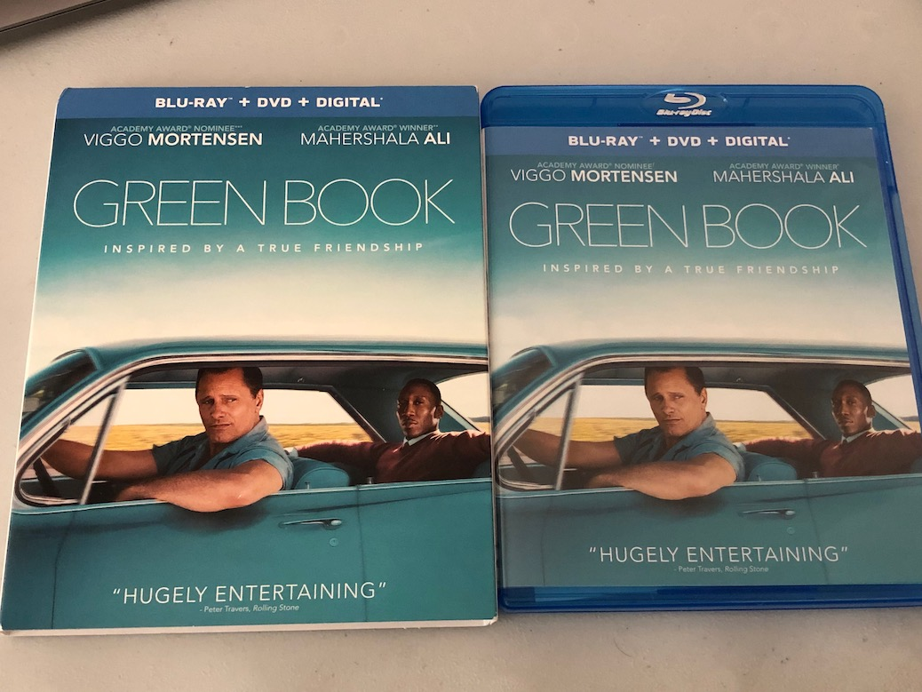 'Green Book' Blu-Ray And Digital Code Giveaway From CinemAddicts!